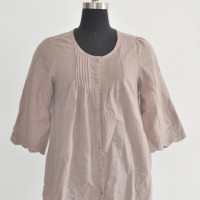 女式 日式全棉衬衫