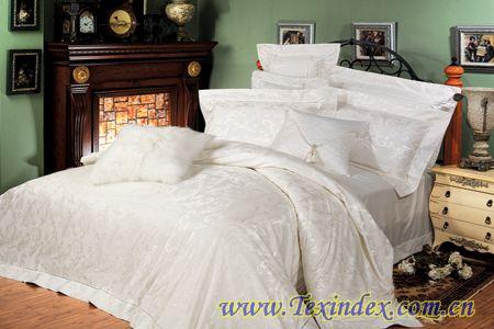 首页 供应 家纺 床上用品-白色丽人