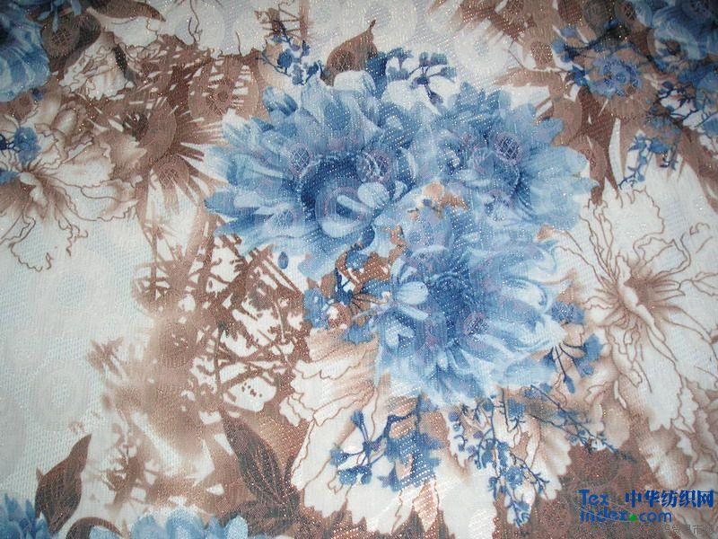 大提花 - 供应信息 - 中华纺织网图片
