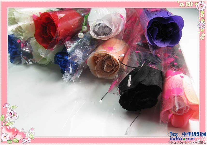 玫瑰花内裤