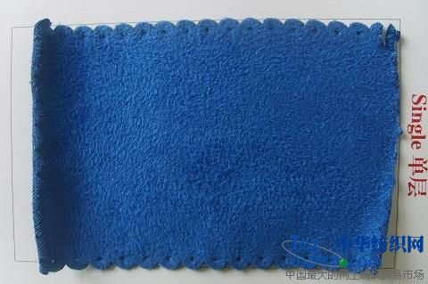藏蓝色绒布素材