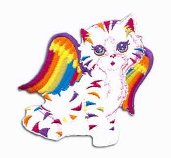 动物系列刺绣章