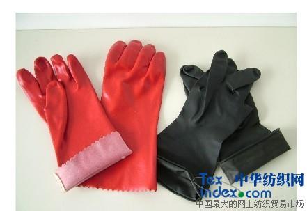 橡胶手套厂_橡胶作业手套