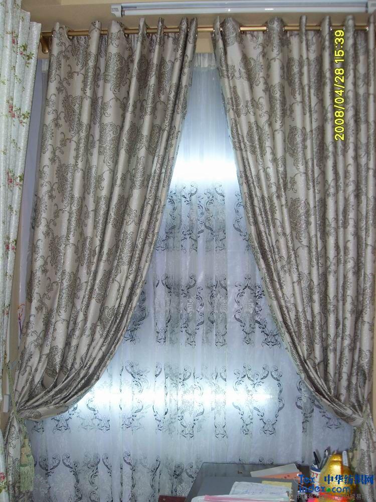 高清窗纱装修素材