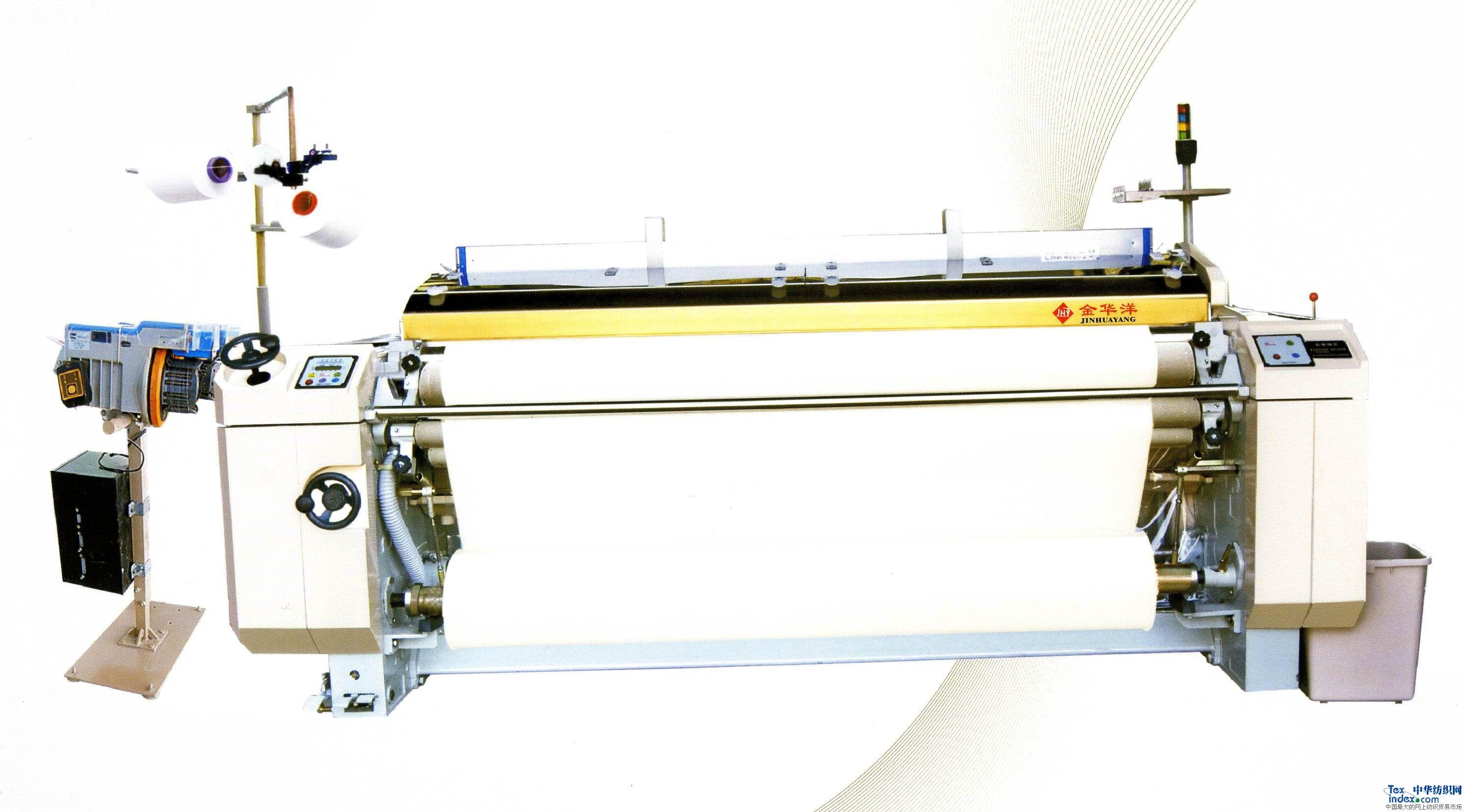 jw-405高速重磅喷水织机