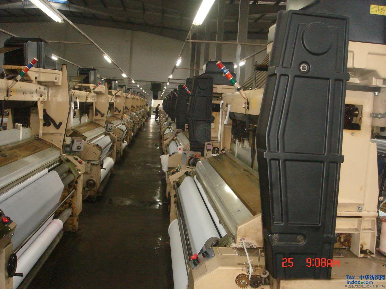 津田驹喷织机型�_2.3米日本津田驹喷水织机