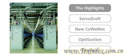 纺纱机械及配件及配件  产品品牌 青泽公司 产品系列 环锭纺细纱机
