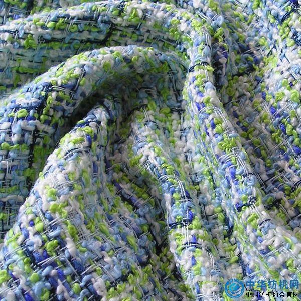树编织花样图解