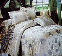 纯棉磨绒印花布