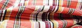 全涤色织布