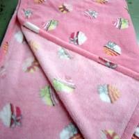 摇粒绒毛毯