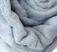 双面绒毛毯