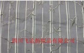 弹力色织布