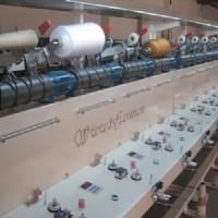 高速地毯纱络筒机