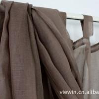 亚麻窗帘布面料