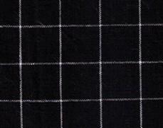 亚麻色织布