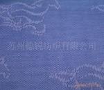 丝光提花针织面料