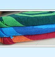 超细纤维印花毛巾