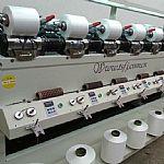 纱线高速络筒机