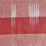供全棉色织段染布