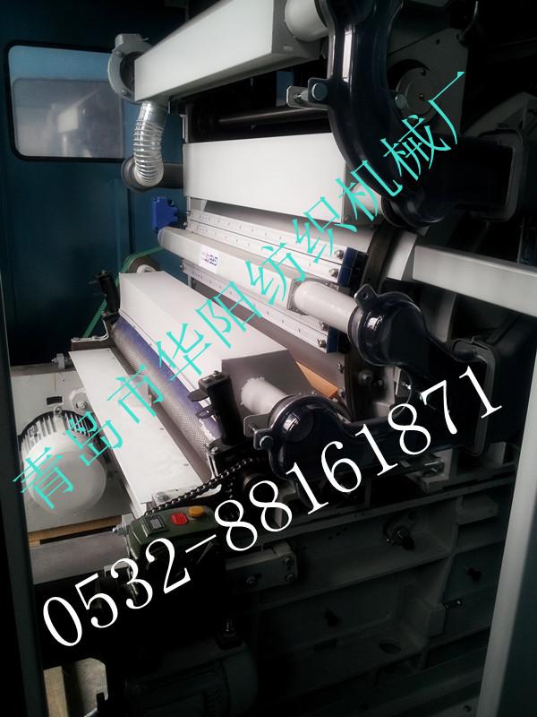 青岛宏大jwf1203梳棉机