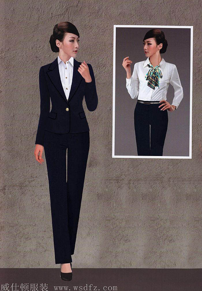 女性职业装