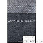 活性蓝加黑低弹丝斜纹