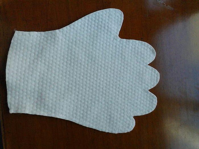 口罩手术衣手套的穿法步骤图片
