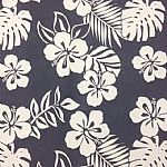 桃皮绒印花