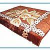 拉舍尔涤纶毛毯