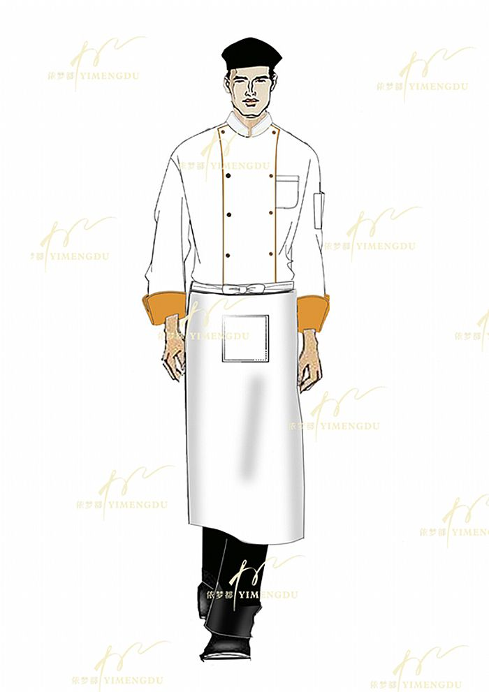 与一般的服装设计相比,工作服设计有着以下特点:   1,职业性:工作服