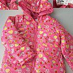 出口日本婴童棉服