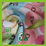 竹纤维印花面料