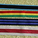织带供应提花织带纯色织带彩色织带