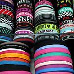 各色提花织带