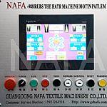 NF-988型行星轮式磨毛机电源部分