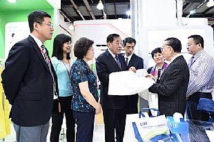 高科技、有特色,2017 中国国际非织造材料展览会在上海举办
