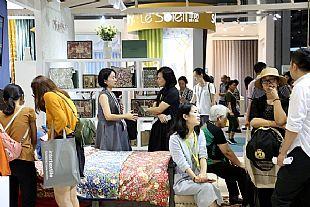莫特斯惊艳中国国际家用纺织品及辅料博览会(秋冬)