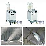 喷雾降尘加湿器