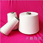 人棉包芯纱42支+20D涤纶长丝