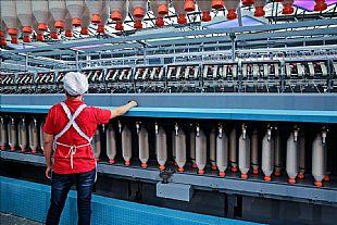 """从以""""量""""占市场到以""""质""""求发展纺服专业市场谋高质量转型"""