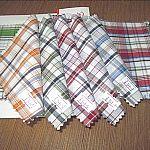 全棉色织布9