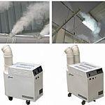 垃圾中转站喷雾除臭设备-超声波喷雾除臭机