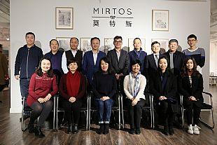 跨界合作・融合发展,杨会长考察莫特斯