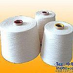 棉涤纶粘胶腈纶/阳离子改性涤纶混纺纱