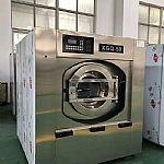 布草洗涤厂用水洗机多少钱。