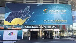 ITMA 2019今日隆重开展,业界大咖齐聚西班牙巴塞罗那
