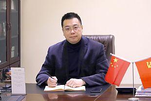 蔡满|长发国际时尚中心常务副总经理