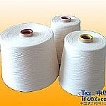优质各类不锈钢纤维混纺纱线