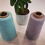 聚乳酸仿羊绒纱可降解纱线毛衫专用纱线
